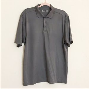 Under Armour Men's Polo T-Shirt Men Size Large